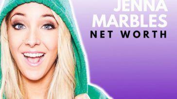 Jenna Marbles' Net Worth