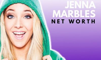 Jenna Marbles' Net Worth