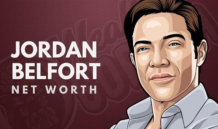 Jordan Belfort Net Worth