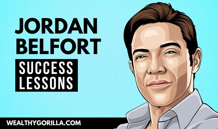 Jordan Belfort's Success Lessons
