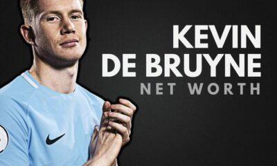 Kevin De Bruyne's Net Worth