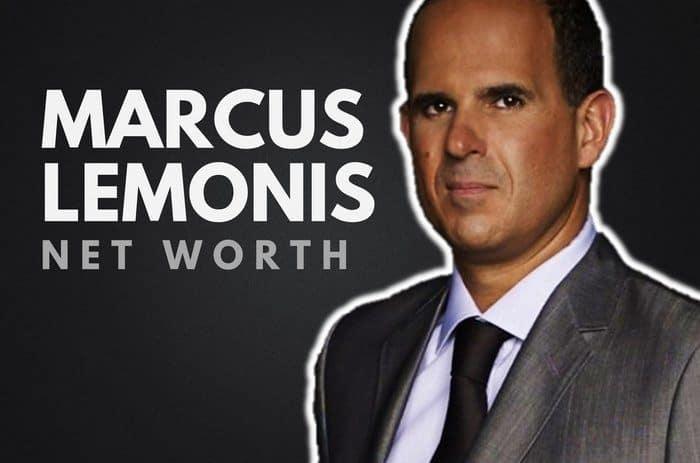 Marcus Lemonis' Net Worth