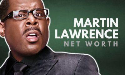 Martin Lawrence's Net Worth