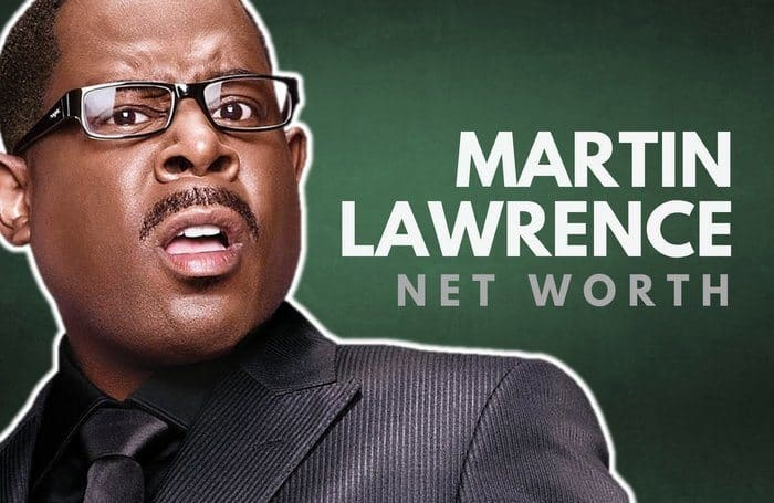Martin Lawrence's Net Worth