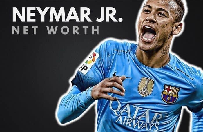 Neymar Jr's Net Worth