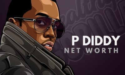 P Diddy's Net Worth
