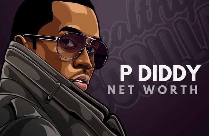 P Diddy's Net Worth