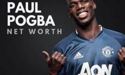 Paul Pogba's Net Worth