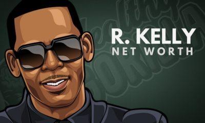R Kelly's Net Worth