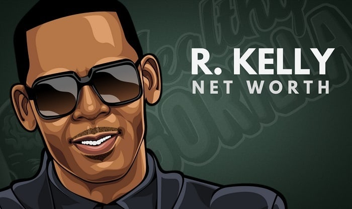 R Kelly's Net Worth