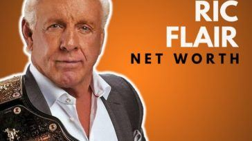 Ric Flair's Net Worth