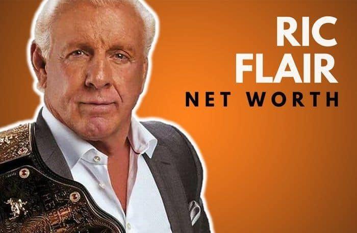 Ric Flair's Net Worth