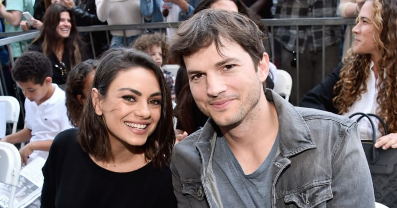 Richest Celebrity Couples - Ashton Kutcher and Mila Kunis