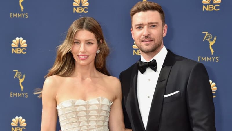 Richest Celebrity Couples - Justin Timberlake and Jessica Biel
