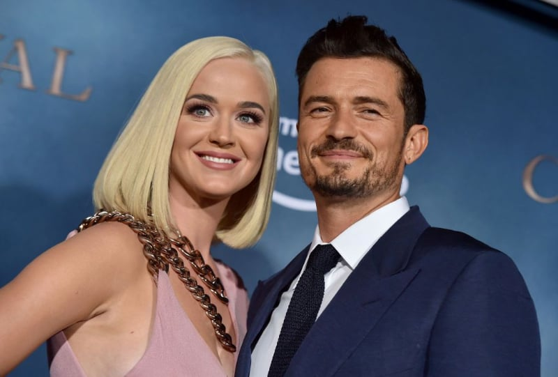 Richest Celebrity Couples - Orlando Bloom & Katy Perry