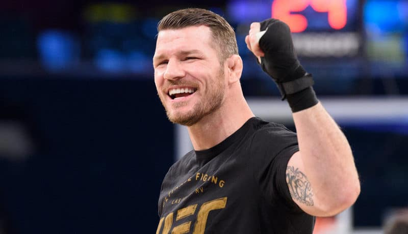 Richest MMA Fighters - Michael bisping