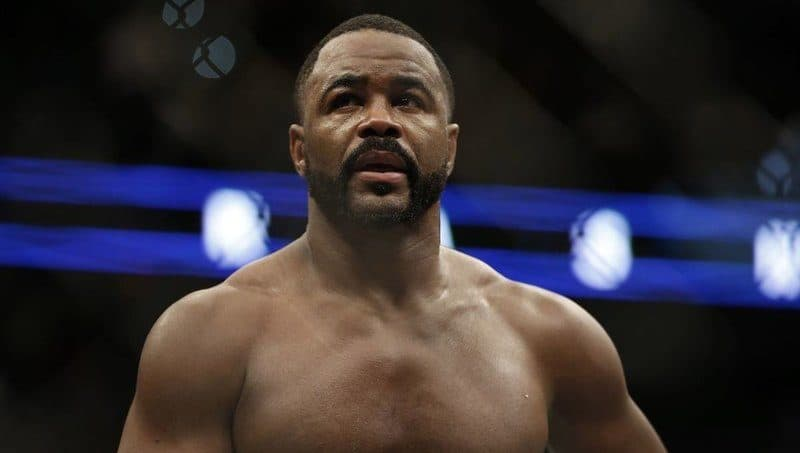Richest MMA Fighters - Rashad Evans