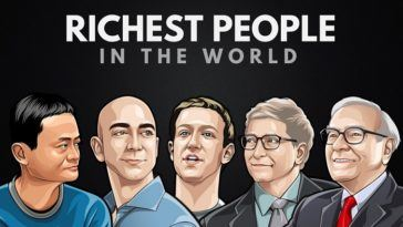 The Richest People in the World 2018