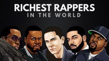 The Richest Rappers in the World 2018