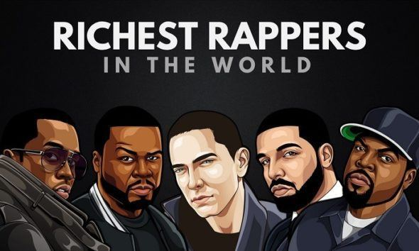 The 30 Richest Rappers in the World