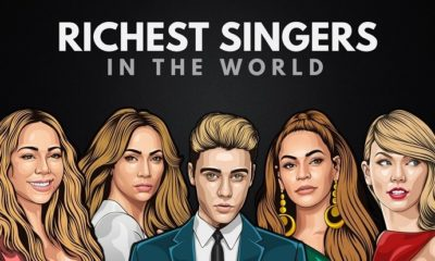Richest Singers in the World 2018