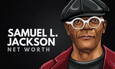 Samuel L Jackson's Net Worth