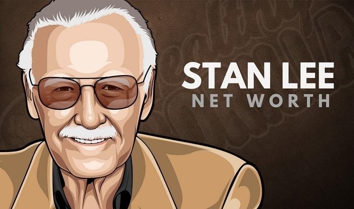 Stan Lee's Net Worth