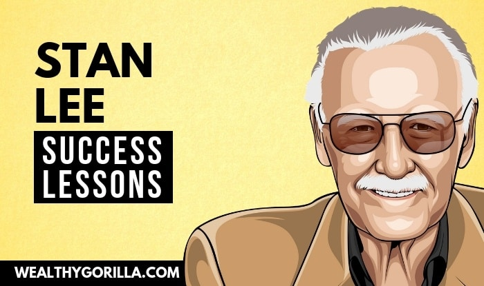 Stan Lee's Success Lessons