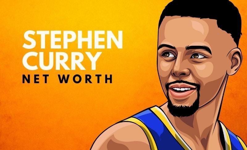 Stephen Curry's Net Worth