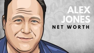 Alex Jones' Net Worth