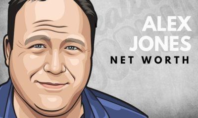 Alex Jones' Net Worth