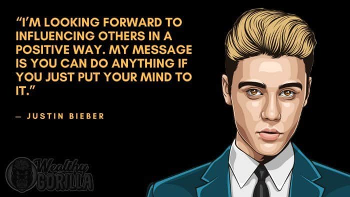 Best Justin Bieber Quotes 2