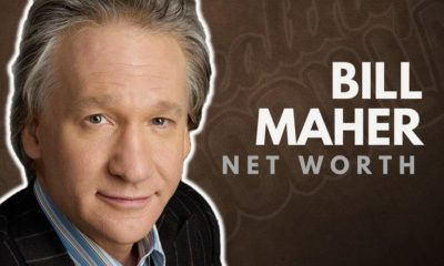 Bill Maher's Net Worth