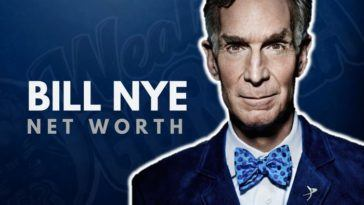 Bill Nye's Net Worth