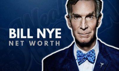 Bill Nye's Net Worth
