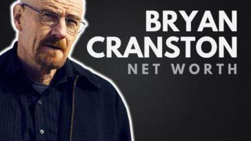 Bryan Cranston's Net Worth