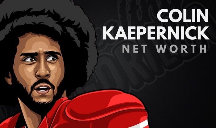Colin Kaepernick's Net Worth