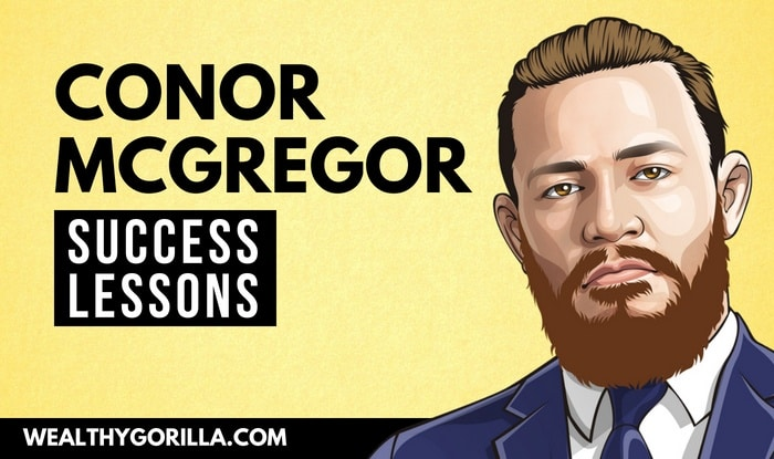 Conor McGregor's Success Lessons