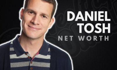 Daniel Tosh's Net Worth