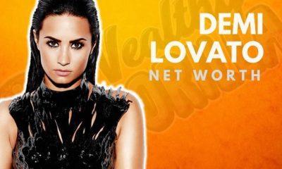 Demi Lovato's Net Worth