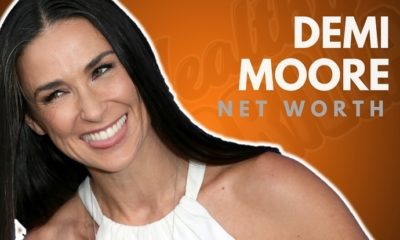 Demi Moore's Net Worth