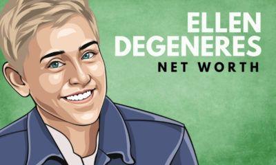 Ellen DeGeneres' Net Worth