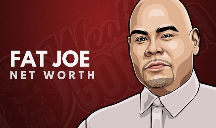 Fat Joe's Net Worth