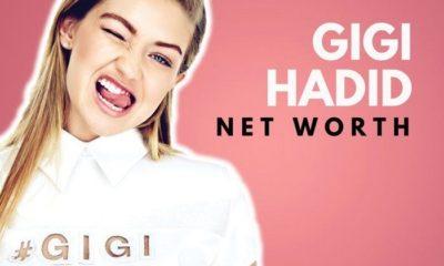 Gigi Hadid's Net Worth