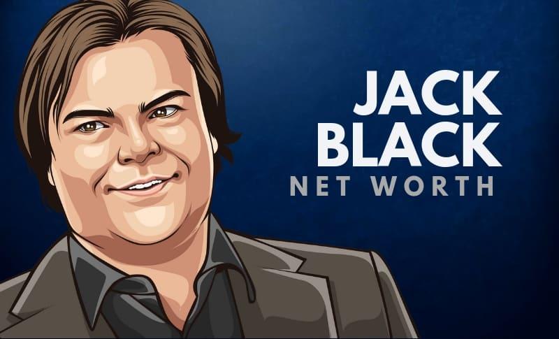Jack Black Net Worth