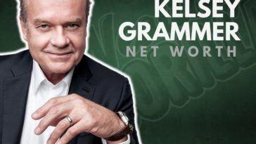 Kelsey Grammer's Net Worth