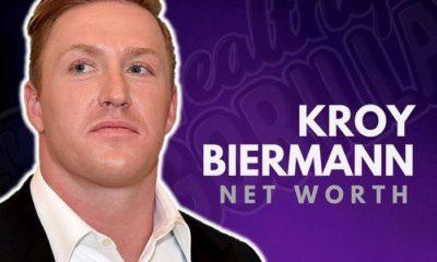 Kroy Biermann's Net Worth