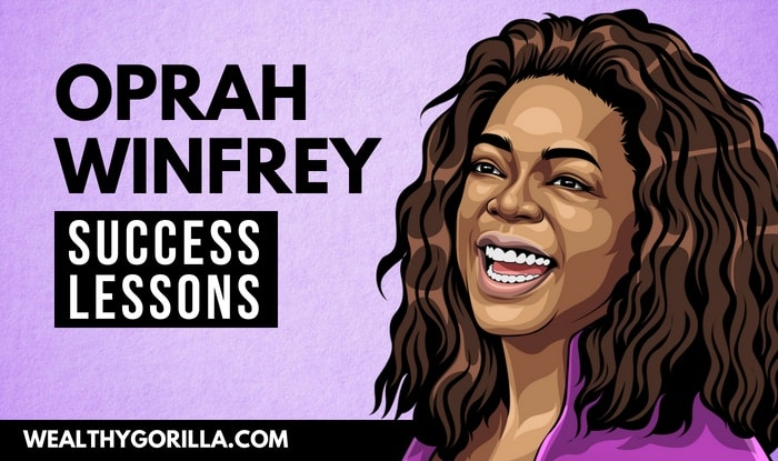 Oprah Winfrey's Success Lessons