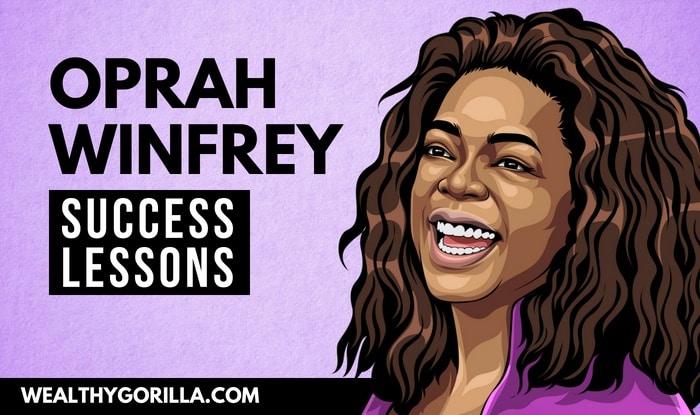 Celebrity friends of oprah winfrey