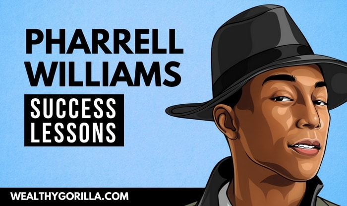 Pharrell Williams' Success Lessons